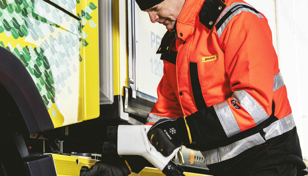 HVER ENDE: Planen er at testbilen skal lades både i Gøteborg og i Jönköping.