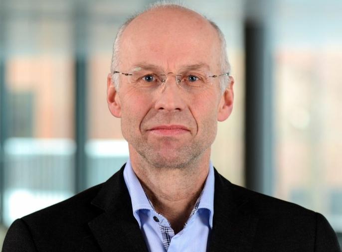 Direktør Per Morten Lund i Statens vegvesen.