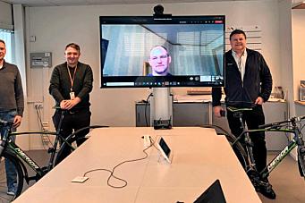 Peab Anlegg tildelt sykkelvei-kontrakt i Trondheim