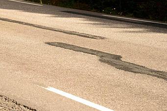 Redusert tillatt aksellast på fylkesveier i Viken