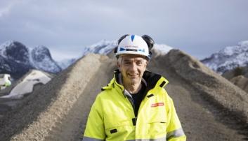 NORSK REPRESENTANT: Kjetil Nybø i Nordic Roads AS. Foto: Nordic Roads