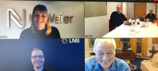 LNS signerte E6-kontrakt på 1,2 milliarder kroner
