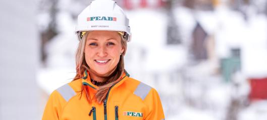 Hun er Peabs første miljøsjef i Norge