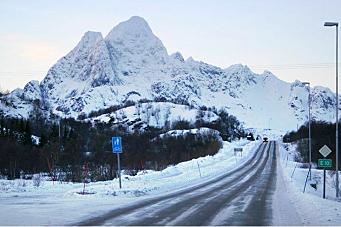 Fem vil drifte riksveiene i Midtre Hålogaland