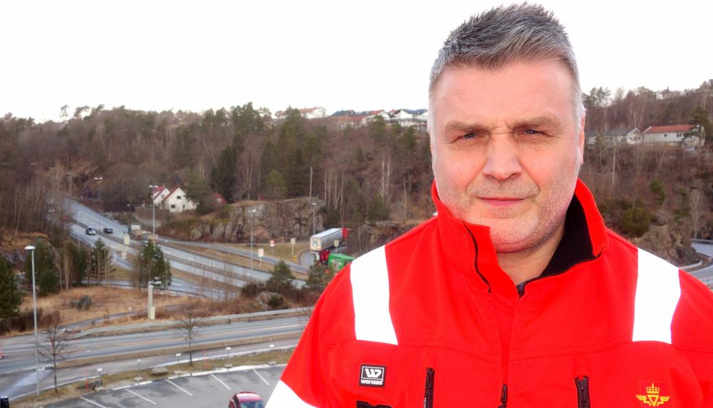 Oddvar Kaarmo er ny prosjektleder for Rogfast.