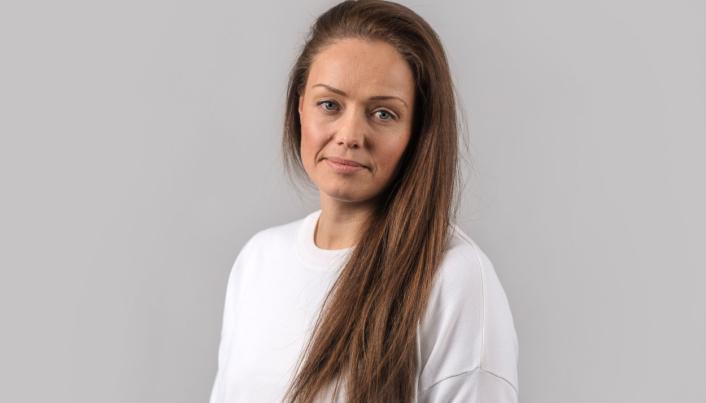 Prosjektleder Camilla Callsen i Peab K. Nordang.