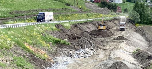 Tre får gi tilbud på utbedringen av E16 Turnes-Øye i Valdres