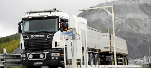Verdalskalk fikk 70 tonn-dispensasjon for sju år