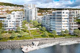 Byggestart på siste trinn av Fri Sikt i Ålesund