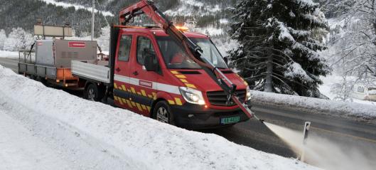 Veidekke tildelt to veidrifts-kontrakter i Trøndelag