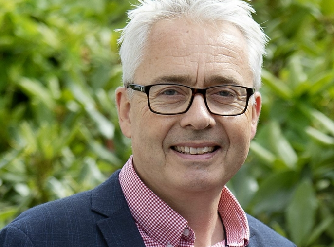 Daglig leder Jan Carsten Gjerløw i Evig Grønn AS, som er prosjektansvarlig.