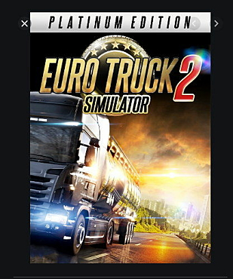 DATASPILL: Euro Truck Simulator 2 Renault.