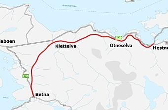 Stor veikontrakt til Bertelsen & Garpestad