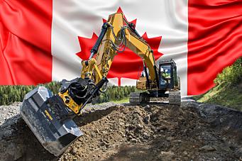 Engcon etablerer virksomhet i Canada