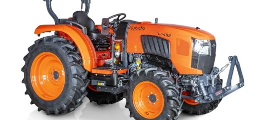 Oppgraderte Kubota-traktorer