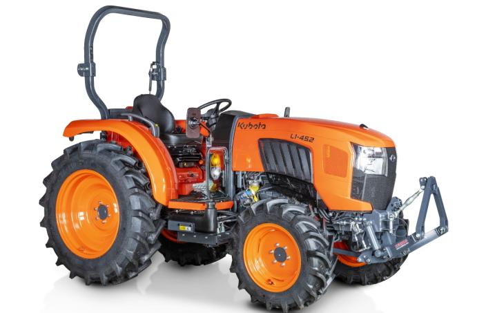 L1: Kompakt-traktorene L1 beskrives som enkle å vedlikeholde og betjene. Foto: Kubota