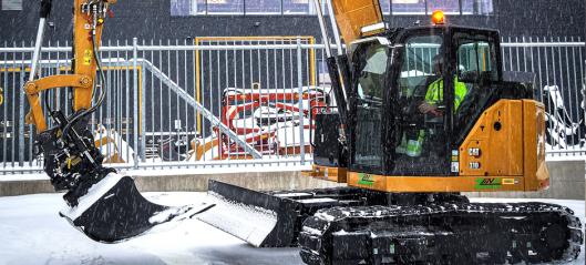 Ny avtale om 90 Z-Line gravemaskiner