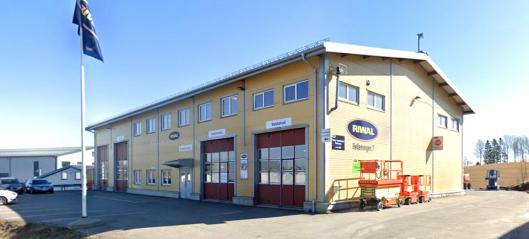 Riwal Norge: Blir offisiell forhandler av JLG i Norge