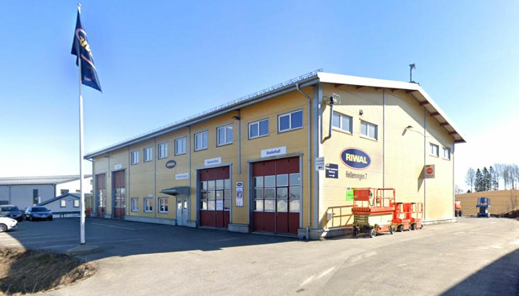Riwal Norge har hovedkontor i Hellenveien i Gjerdrum (Viken).