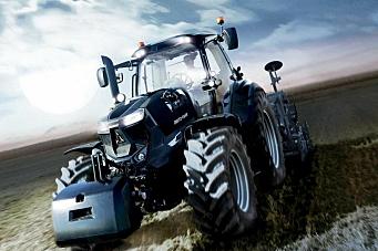 Satser på utleie av traktorer