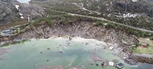 NVE offentliggjør intern rapport om kartlegging av kvikkleire