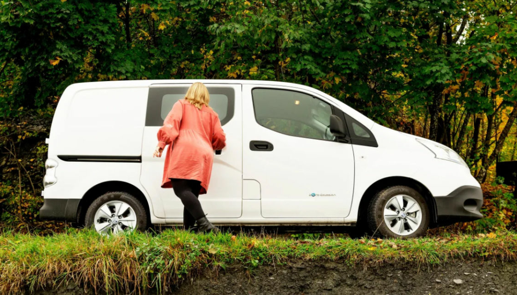 Tallet på nyregistrerte el-varebiler har skutt i været siden nyttår, og fra onsdag 19.mai justerer derfor Enova justerer derfor støttesatsene for kjøp av el-varebil.