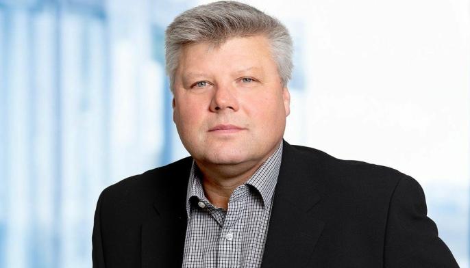 John Melby er Gasums direktør for trafikk i Norge.