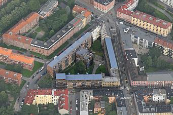 Bygger 38 leiligheter på Grünerløkka