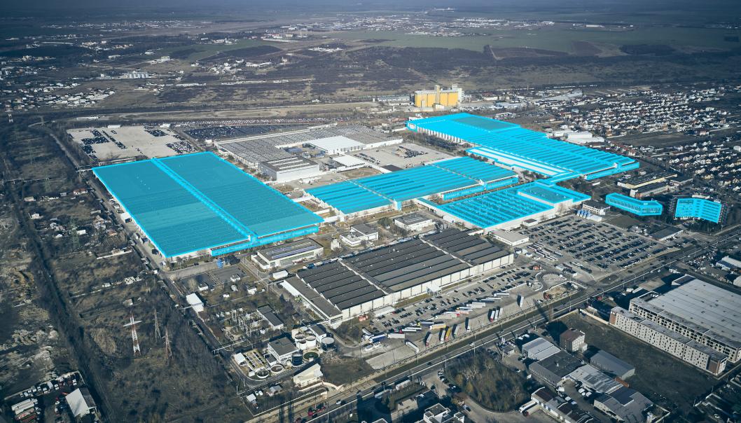 Ford skal produsere et nytt lett nyttekjøretøy ved Craiova-fabrikken i Romania, etter en oppgradering av fabrikken på 300 millioner dollar.