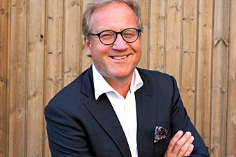 Rune Fjeldstad blir ny konsern-direktør/CFO i Bane Nor