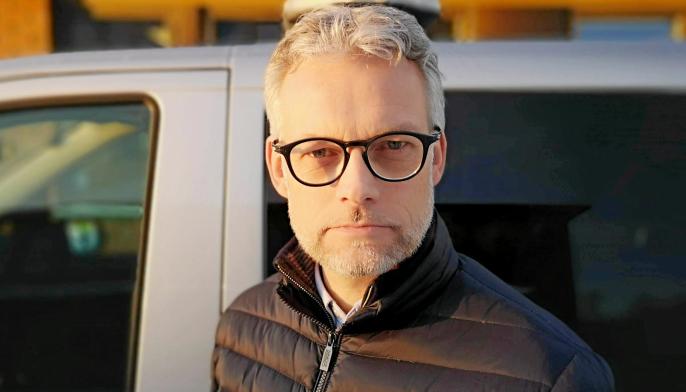 Kjetil Wigdel, avdelingsdirektør for Utekontroll i Statens vegvesen.