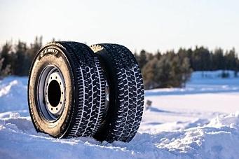 Nye vinterdekk fra Michelin