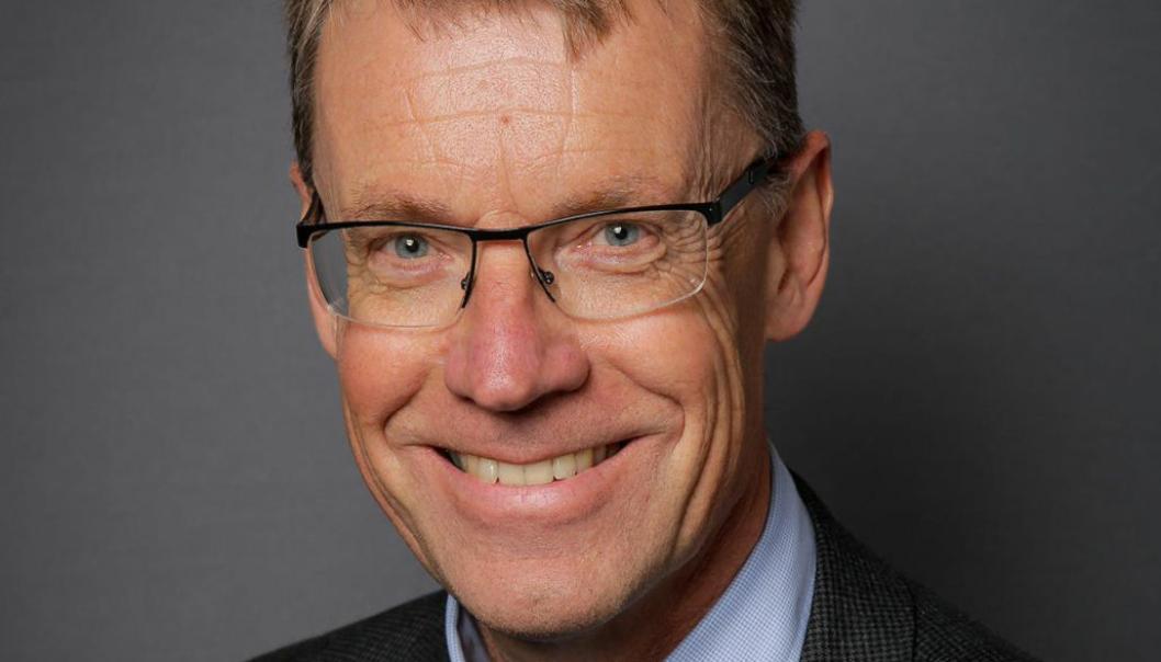 Fylkesdirektør Knut Sletta er utnevnt som ny jernbanedirektør.