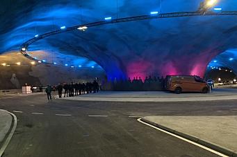 Vil hjelpe tunnelbransjen med å tenke nytt