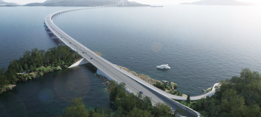 Vil spare penger ved å bygge Bjørnafjord-bru i stål