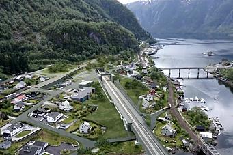 Første intensjonsavtale for tunnelstein fra «K5» Arna-Stanghelle