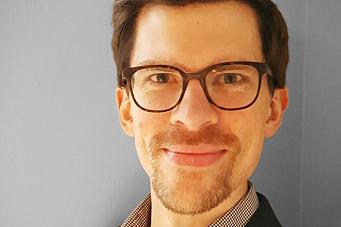 Jakob Eckert er ny fagsjef i Norsk Bergindustri