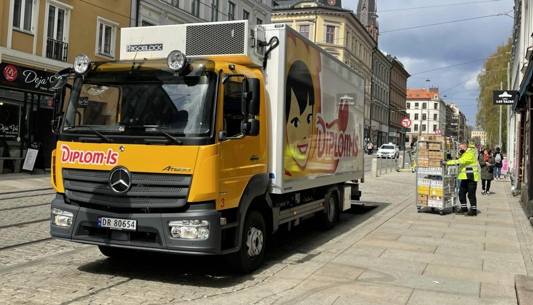 <strong>MARKEDSLEDER:</strong> Thermo King er markedsledere for kjøleaggregater i Norge.