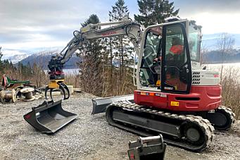 Haugen Maskinservice er ny forhandler for EMS Norge