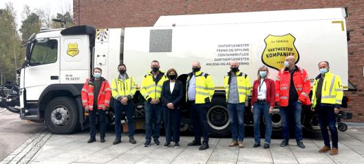 Vaktmesterkompaniet skal drifte riksveiene i Oslo-området