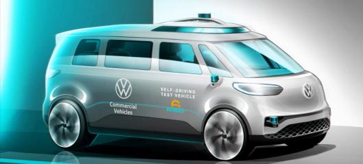 Klare for selvkjørende i 2025