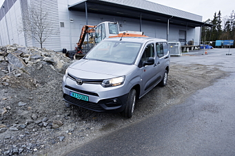 Endelig 4x4 for Toyota Proace City