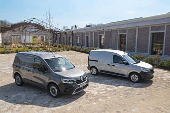 To nye «små» fra Renault