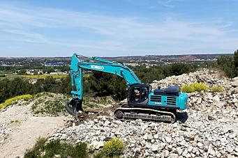 Kobelco oppgraderer maskinene i 50-tonns klassen