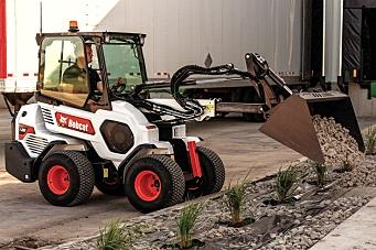Nye Bobcat hjullaster-modeller