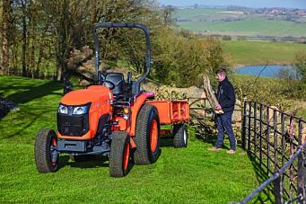 Inovapro er ny forhandler av Kubota traktorer