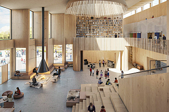 Peab bygger Kautokeino skole