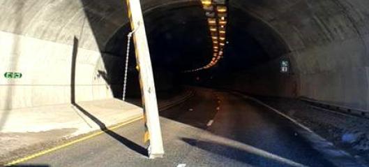 For høyt lastede vogntog kan lage dødsfeller