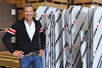 Ny salgsansvarlig for Hammerglass Automotive i Skandinavia