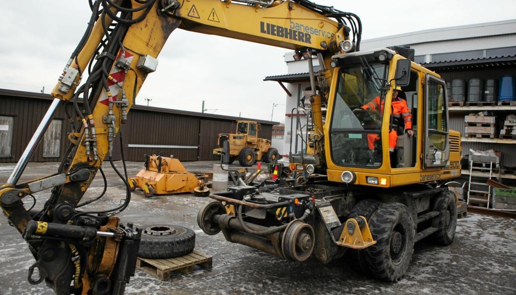 Statseide Baneservice AS er med i konkurransen om kontrakt på drift og vedlikehold av Sørlandsbanen.